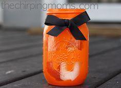 DIY Halloween Decorations @Shanna Freedman Smith  easier and last longer than pumpkins