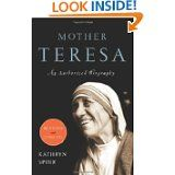 I read the first edition of this book rather than the revised edition pictured. Some of the highlights I remember include the difficulties Mother Teresa faced when she started the missionaries of charity in Calcutta, conversations with world leaders, and her response to winning the Nobel Peace prize. She was very reluctant to accept, but did so because of the good she could do with the prize money to help the poor.