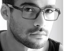 men's glasses and eyewear