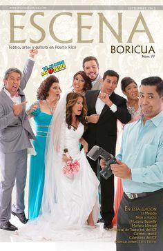 Revista mensual sobre artes escénicas y cultura en Puerto Rico