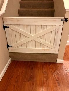Home Furniture Store Rustic Furniture Garden Product Barn Door Baby Gate, Baby Door, Door Gate, Baby Barn, Pet Gate, Wood Baby Gate, Stair Gate, Diy Dog Gate, Staircase Gate