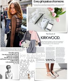 """Vancl"" by nobody ❤ liked on Polyvore"