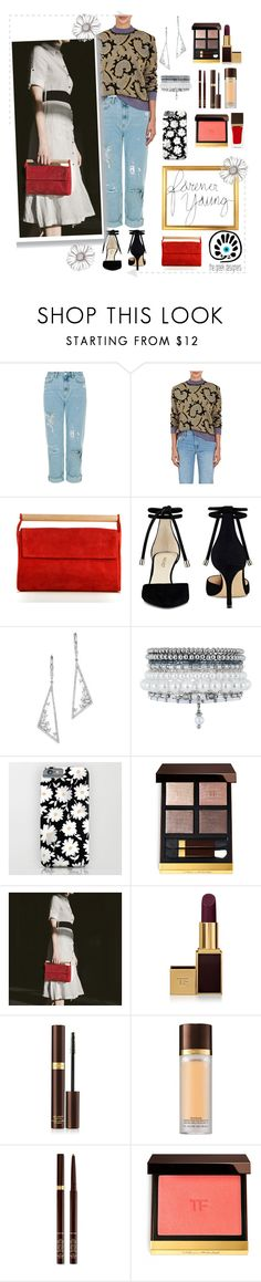 """THE GRENADINE BAG"" by millajauregui on Polyvore featuring Jourden, Meraki, Nine West, KC Designs, Monsoon, Tom Ford, thegreekdesigners, grenadinebag and greekbags"