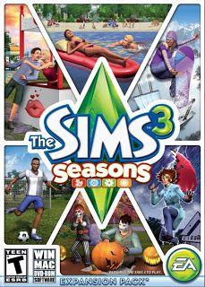 The Sims 3 Seasons
