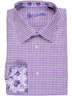 Color & pattern @  Robert Graham Shirt