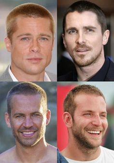 Low Maintenance Haircuts for Guys - Crew cut
