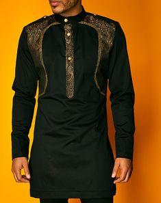 shop-Threaded CultureSEASON 1 — contemporary african clothing for menThreaded Culture African Dresses Men, African Clothing For Men, African Men Fashion, African Wear, African Outfits, African Style, Trendy Fashion, Mens Fashion, Fashion Menswear