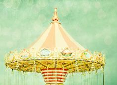 Carnival Swing by Christy Elle Photography