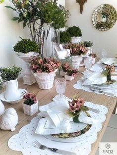 novidades da matiz-35 como receber em casa decoração mesas