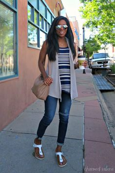 Bobeau Tank Top Outfit + Bobeau Must-haves