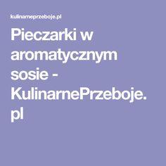 Pieczarki w aromatycznym sosie - KulinarnePrzeboje.pl