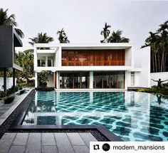 #Repost @modern_mansions with @repostapp  Pool House By: Abin Design Studio Located in West Bengal India  Via: @modern_mansions ------------------------------------------ #luxury#luxuryhome#luxuryhomes#luxuryhouse#luxuryhouses#luxurylife#luxurylifestyle#mansion#mansions#mansionhouse#bighouse#bighouses#rich#richlife#richlifestyle#homes#homesweethome#homestyle#homestead#view#views#house#houses#resort#resorts#modern#contemporary ------------------------------------------ @Instagram @selenagomez…
