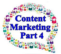 Content Marketing Ideas - Part 4 ~ Need content ~ Go read this ~