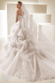 La Sposa 2012 Wedding Dresses — Ballgown Bridal Collection | Wedding Inspirasi