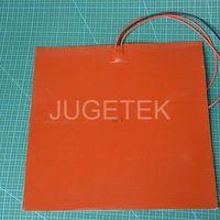 300*300mm Square silicone rubber heater pad