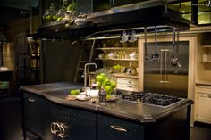 EuroCucina 2014 - Marchi Group kitchen