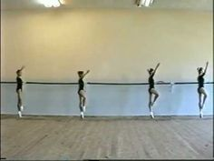 After barre, there are some never before seen exercises the girls at the Vaganova school do to stretch and strengthen. I feel like I just learned some of their secrets!