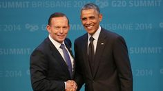 Obama acted against the advice of his own embassy and made a provocative, anti-Abbott speech on climate change while in Australia last week.