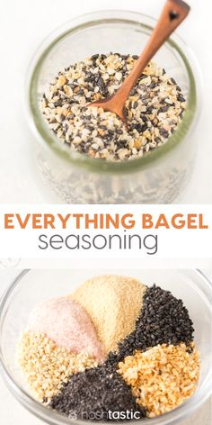 Low Unwanted Fat Cooking For Weightloss Everything Bagel Seasoning, This Remake Of A Trader Joe's Classic Is Perfect For Paleo, Keto And Low Carb Diets, It's Such A Versatile Seasoning Blend That You Can Put On All The Things Low Carb Diets, Homemade Spices, Homemade Seasonings, Homemade Dry Mixes, Homemade Ranch Seasoning, Homemade Bagels, Whole30, Trader Joe's, Low Carb Recipes