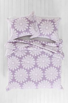 Plum & Bow Maya Medallion Duvet Cover