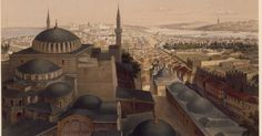 Think News Η Αγία Σοφιά πριν από 170 Χρόνια (Photos)