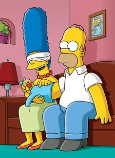 The Simpsons - Google+