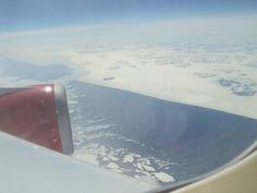 Way above the clouds. Jacqui Richardson