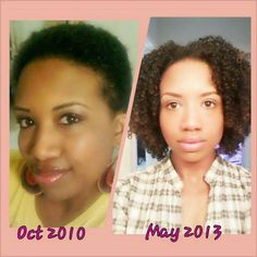 NATURAL HAIR JOURNEY #twaspiration