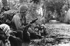 """Algumas fotos de guerra da seleção que vi no """"Tudo de Fotografia""""."""