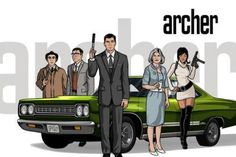 """MASHED POTATOES"" Archer Meet's Lana's Parents…Again in 'The Kanes"""