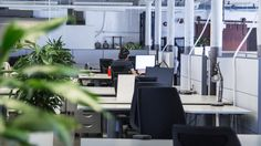 Office space, Finlayson, Tampere, Finland