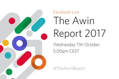 We are affiliate marketing - Awin
