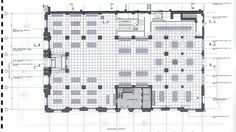 The floor plan for the proposed Apple store.