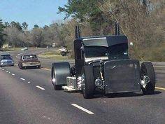 old rat rod trucks Rat Rod Trucks, Big Rig Trucks, Diesel Trucks, Semi Trucks, Cool Trucks, Chevy Trucks, Pickup Trucks, Cool Cars, Dually Trucks