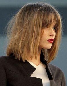 Coupe carré tendance femme automne-hiver 2016 - Coupe au carré : les plus jolis modèles à adopter - Elle