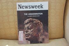 Newsweek Magazine October 5, 1964 The Assassination Warren Commission Report