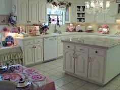 Penny's Vintage Home: Romantic Kitchen Tour
