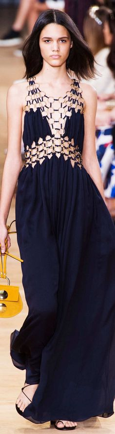 Chloé Collection Spring 2015 | The House of Beccaria~