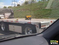 """Why am i hearing the theme song to """"Smokey & The Bandit"""" when I look at this picture?? :)"""