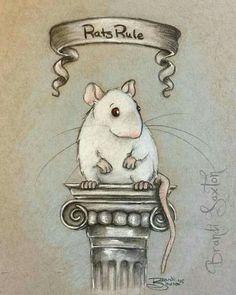 Rats Rule - Brandi Saxton