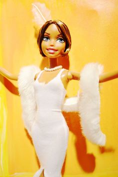 """""""Tiana's Place"""" doll."""