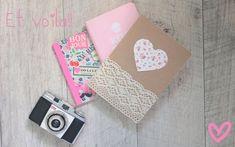 Unique Ways Of Decorating Notebooks