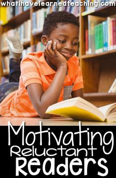 How do you remember falling in love with reading?  How do you motivate you students to LOVE reading?  Here are some tips that will help you students fall in love with reading.