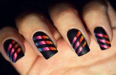 Bridal nail art gallery | Bridal nail art designs french | Nail polish trends spring summer 2013