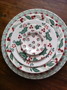 Emma Bridgewater Joy cake plate