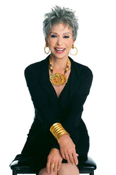 review: Rita Moreno shows us who she is at 79 and she's a force to be