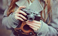 Camera Lucida, Zelda Fitzgerald, Vintage Cameras, Polaroids, Autumnal, Photography, Lifestyle, Madrid, Photograph