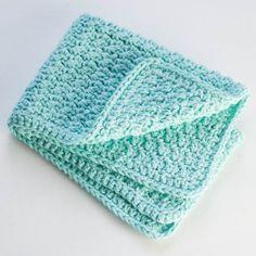 Crochet Kitchen Towel Pattern