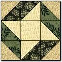 Resultado de imagem para ribbon star quilt block tutorial