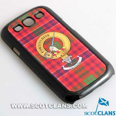 MacRae Clan Crest Ph
